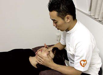 骨盤~頭蓋骨のバランス調整(1~3ヶ月)